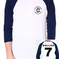 Cameron Dallas Baseball Tee