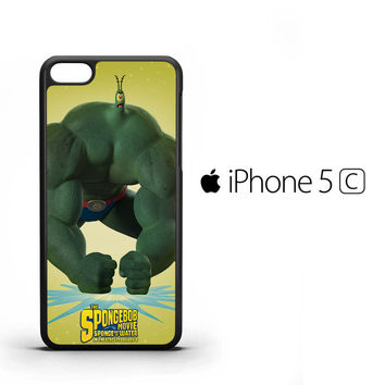 plankton spongebob wallpaper Y0896 iPhone 5C Case