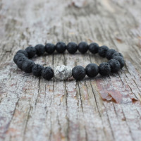 Awesome Hot Sale New Arrival Stylish Gift Shiny Great Deal Accessory Skull Yoga Bracelet [6464830209]