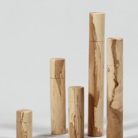 Spalted Beech Peppermills