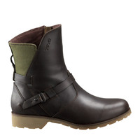 Teva® Delavina Low - Leather/Canvas for Women | Stylish Waterproof Boots at Teva.com