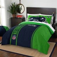 Seattle Seahawks Full Comforter Set