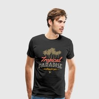 Tropical Paradise by IM DESIGN CREATIVE | Spreadshirt