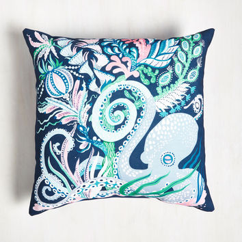 Reef Introduction Pillow | Mod Retro Vintage Decor Accessories | ModCloth.com