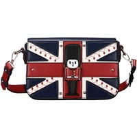 Union Jack Pattern Shoulder Bag