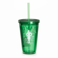 ICUP Buddy The Elf Cup with Straw - Men