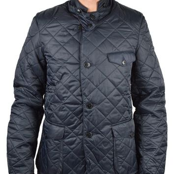 BARBOURBEACON QUILTED JACKET - NAVY
