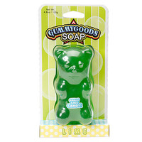 Scented Gummy Bear Soap - Lime