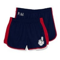 Cleveland Indians Mesh Campus Short - PINK - Victoria's Secret