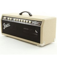 Fender Super Sonic 22 All Tube Guitar Amplifier Head - Blonde at Hello Music