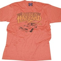 Dukes of Hazzard Retro General Lee T-shirt