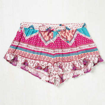 Mink Pink All Well and Goodnight Sleep Shorts | Mod Retro Vintage Underwear | ModCloth.com