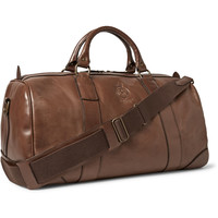 Polo Ralph Lauren - Leather Holdall Bag | MR PORTER