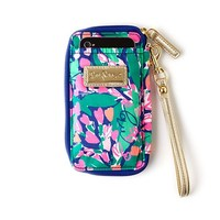 Carded ID Wristlet Sateen - Lilly Pulitzer