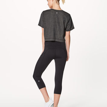 Run The Day Short Sleeve| Women's Short Sleeve Tops | lululemon athletica