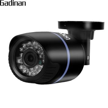 GADINAN 1080P 2MP 15FPS HI3518E Bullet IP Camera