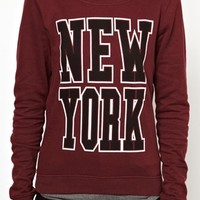 J.D.Y New York Sweat Top