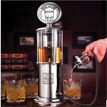 1000cc Liquor Beer Alcohol Gun Pump Gas Station Bar Family Beer Beverage Water Juice Dispenser Machine St. Patrick's Day