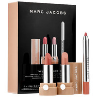 The (Nude)ist Show Lipstick and Lip Liner Collection - Marc Jacobs Beauty | Sephora