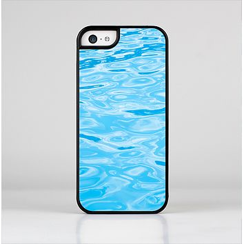 The Crystal Clear Water Skin-Sert Case for the Apple iPhone 5c