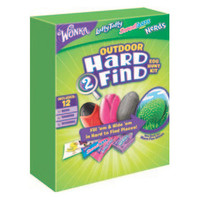 Wonka Candy Filled Outdoor Easter Eggs: 12-Piece Box
