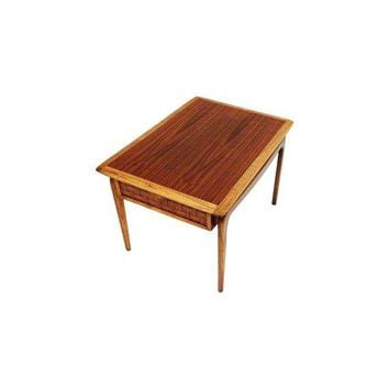 Pre-owned Mid-Century Lane Perception End Table