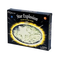 Great Explorations Glow-In-The-Dark Star Explosion (Putty)