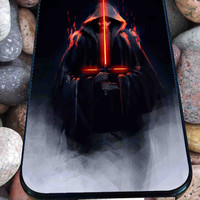 Star Wars The Force Awakens villain for iPhone 4/4s, iPhone 5/5S/5C/6, Samsung S3/S4/S5 Unique Case *76*