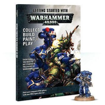 Warhammer 40k Getting Started with Warhammer 40k