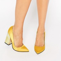 ASOS PIER Pointed High Heels at asos.com