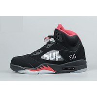 Best Deal AIR JORDAN 5 RETRO 'BLACK SUPREME' ON SALE!!!