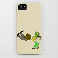 Psych! iPhone & iPod Case by AriesNamarie