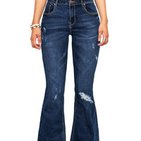 Strife Bell Bottom Jeans