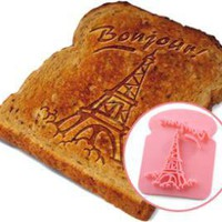 fredflare.com - french toast stamp