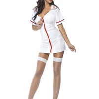 Fever Lingerie Fever Sexy Nurse Costume   Medium