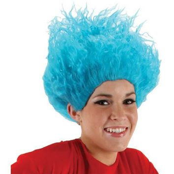 Costume Accessory: Wig Dr. Seuss Thing 1/Thing 2