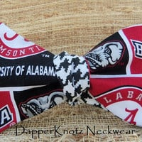 University of Alabama Men's Bow Tie