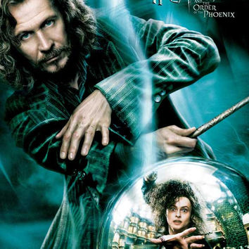 Harry Potter and the Order of the Phoenix 27x40 Movie Poster (2007)