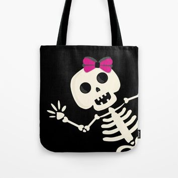 Peek a Boo Tote Bag by UMe Images