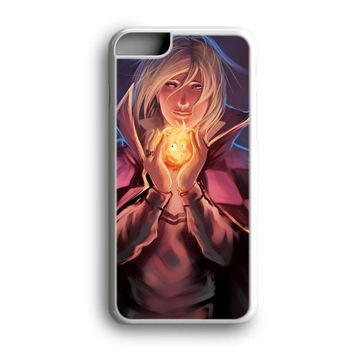 Awesome Black Friday Offer Hayao Miyazaki Art Anime Howls Moving Castle Ghibli Sophie Hauru Calcifer iPhone Case | Samsung Case