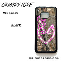 Love Browning Deer Camo For HTC One M9 Case Please Make Sure Your Device With Message Case UY