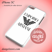 Emporio Armani Phone case for iPhone 5C and another iPhone devices