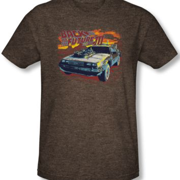 Back To The Future III 'Wild West' Tee