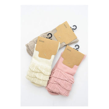 Cute and Cozy Slouchy Socks