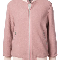 Rag & Bone Boxy Zip Jacket - Farfetch