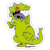 Reptar! by oddstickers
