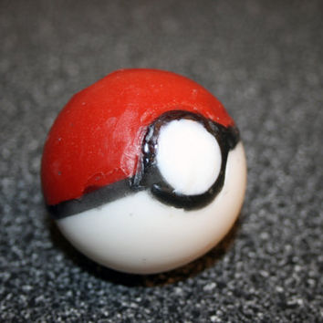 Pokeball Soap with Surprise Gashapon Inside