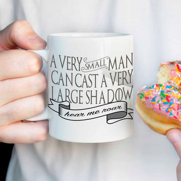 Game of Thrones Tyrion Lannister quote mug