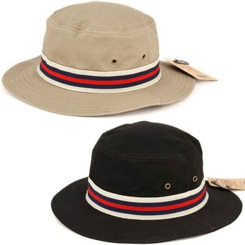 Men Women Bonnie Bush Bucket Fedora Crushable Cotton Safari Fisherman Summer Hat