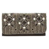 Sofie Beaded Clutch